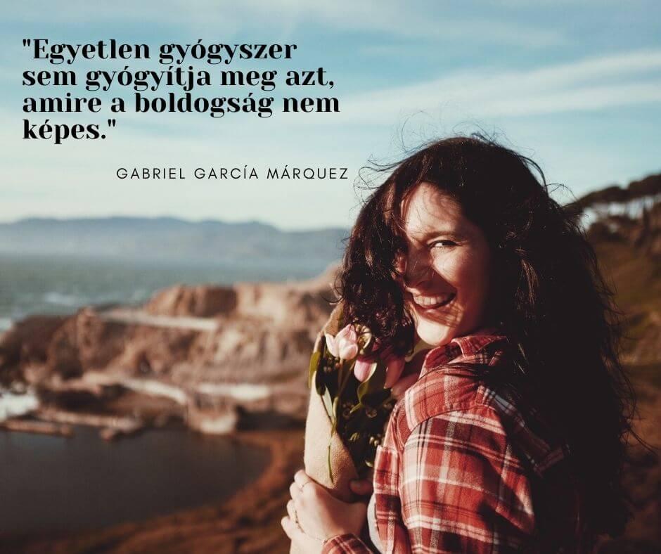 Boldogság idézetek képekkel