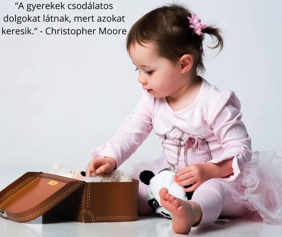 idézetek gyerekeknek
